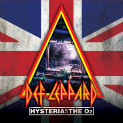 Def Leppard • Hysteria At The O2 (2CD+DVD)