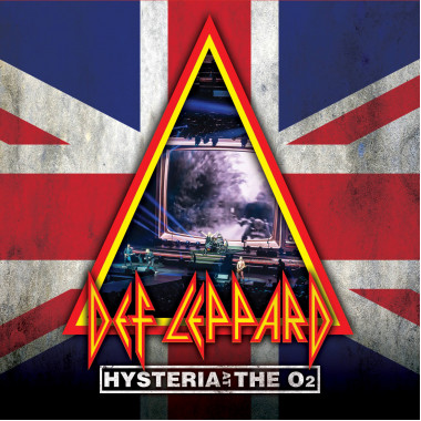 Def Leppard • London To Vegas  (4CD+2DVD)