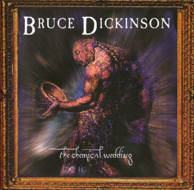 Dickinson Bruce • The Chemical Wedding (2LP)