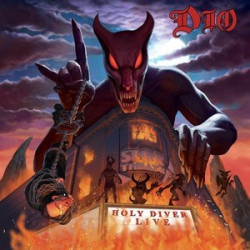 Dio • Holy Diver Live / Lenticular Limited Edition (3LP)