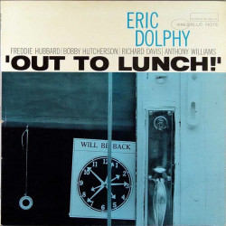 Dolphy Eric • Out To Lunch (LP)