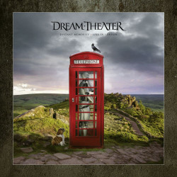 Dream Theater • Distant Memories / Live In London (3CD+2BD+2DVD)