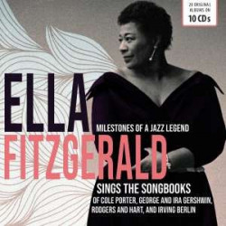Fitzgerald Ella • Ella Sings The Songbooks Of...(10CD)