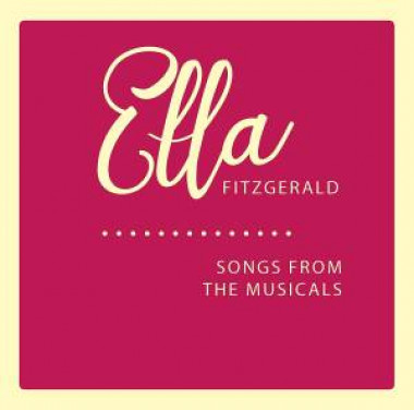 Fitzgerald Ella • Songs From The Musicals (LP)