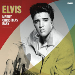 Presley Elvis • Merry Christmas Baby (LP)