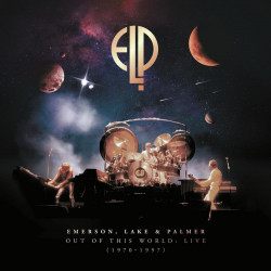 Emerson Lake & Palmer • Out Of This World: Live /1970 - 1997 (10LP)