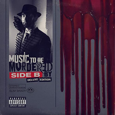 Eminem • Music To Be Murdered By: Side B (2CD)