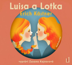 Audiokniha: Kästner Erich • Luisa a Lotka (CD-MP3)