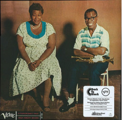 Fitzgerald & Armstrong • Ella And Louis (LP)