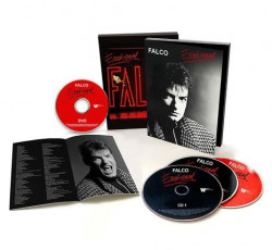 Falco • Emotional / Deluxe Version NTSC (3CD+DVD)