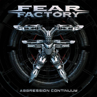 Fear Factory • Aggression Continuum / Limited Edition (2LP)
