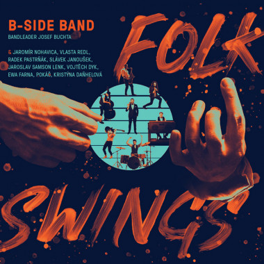 Výber • B-Side Band / Folk Swings (2LP)