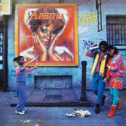 Franklin Aretha • Who's Zoomin' Who? / Guest Appearances By Peter Wolf And By The Eurythmics