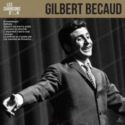 Becaud Gilbert • Les Chansons D'or (LP)