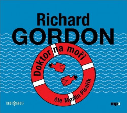 Audiokniha: Gordon Richard • Doktor na moři (CD-MP3)