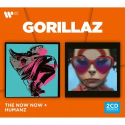 Gorillaz • The Now Now & Humanz / Edition Standard (2CD)