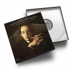 Gould Glenn • Beethoven: The Five Piano Concertos (5LP)