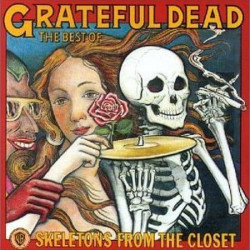 Grateful Dead • The Best Of: Skeletons From The Closet (LP)
