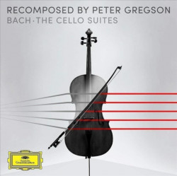 Gregson Peter • Cello Sutes: Recomposed Bach (2CD)