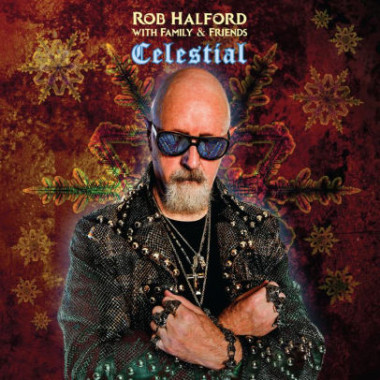 Halford Rob With Family and Friends • Celestial (LP)