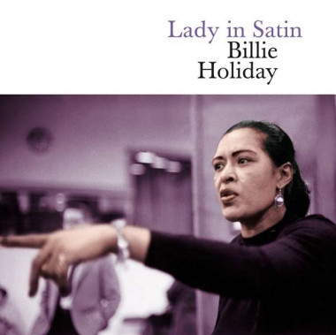 Holiday Billie • Lady In Satin (2LP)