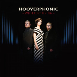Hooverphonic • With Orchestra / Transparent Blue Vinyl (2LP)