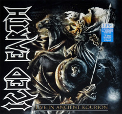 Iced Earth • Live In Ancient Kourion (3LP)