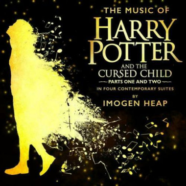Hudba z filmu • Music Of Harry Potter And The Cursed Child (2LP) / Music by Heap Imogen