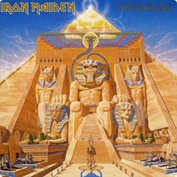 Iron Maiden • Powerslave / 2015 Remastered