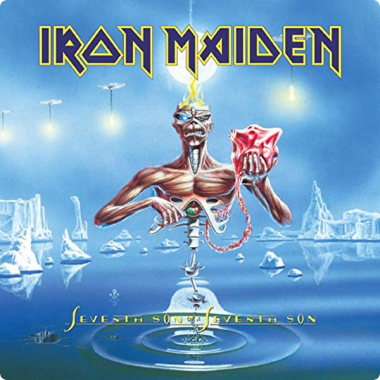Iron Maiden • Seventh Son Of A Seventh Son / 2015 Remastered