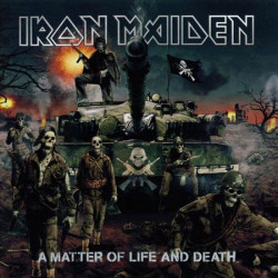 Iron Maiden • A Matter Of Life And Death