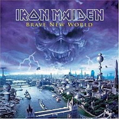 Iron Maiden • Brave New World