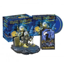 Iron Maiden • Live After Death / Obsahuje figurínu (2CD)