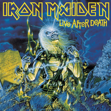 Iron Maiden • Live After Death (2CD)