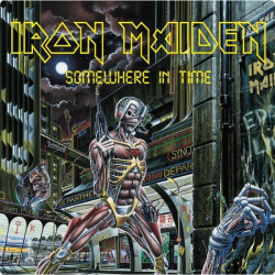 Iron Maiden • Somewhere In Time / 2015 Remastered