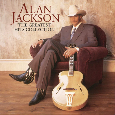 Jackson Alan • Greatest Hits Collection (2LP)