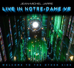 Jarre Jean-Michel • Welcome To The Other Side / Live In Notre-Dame VR (LP)