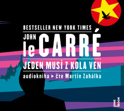 Audiokniha: Le Carré John • Jeden musí z kola ven (2CD-MP3)