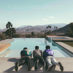 Jonas Brothers • Happiness Begins (2LP)