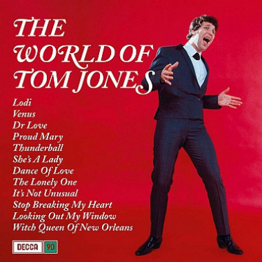 Jones Tom • The World Of Tom Jones (LP)