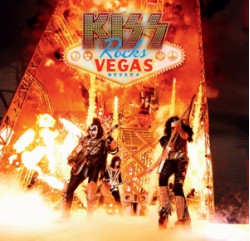 Kiss • Rocks Vegas / Yellow Vinyl (2LP+CD)