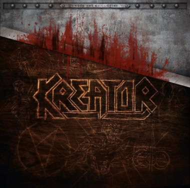 Kreator • Under The Guillotine (6LP + DVD + MC + USB)