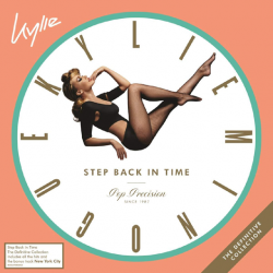 Minogue Kylie • Step Back In Time: The Definitive Collection (2CD)