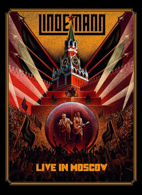 Lindemann • Live In Moscow (DVD)