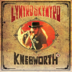 Lynyrd Skynyrd • Live At Knebworth '76 (2LP+DVD)