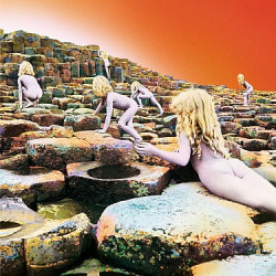 Led Zeppelin • Houses Of The Holy (LP)