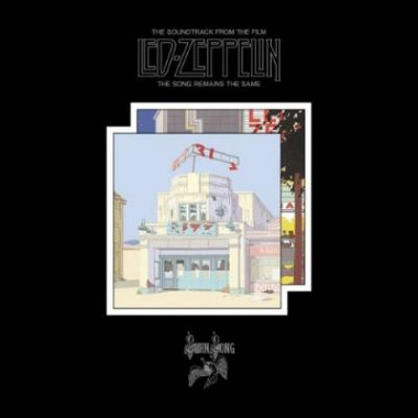 Led Zeppelin • The Song Remains The Same (2CD)