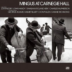 Mingus Charles • Mingus At Carnegie Hall / Deluxe edition / 2021 Remaster Live (2CD)