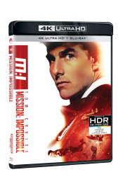 Mission: Impossible (4K UHD+BD)