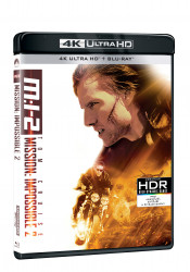 Mission: Impossible 2. (4K UHD+BD)